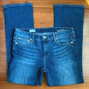 Womens Gap 1969 Jeans Perfect Boot Sz 31S